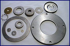 Stainless Steel disc manufactuing tools