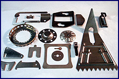 Metal Stamping Equipment, precision die cutting equipment, toolmaking equipment, shears, tumbling equipment, deburring, welding equipment, tapping machines, radial, conventional drills